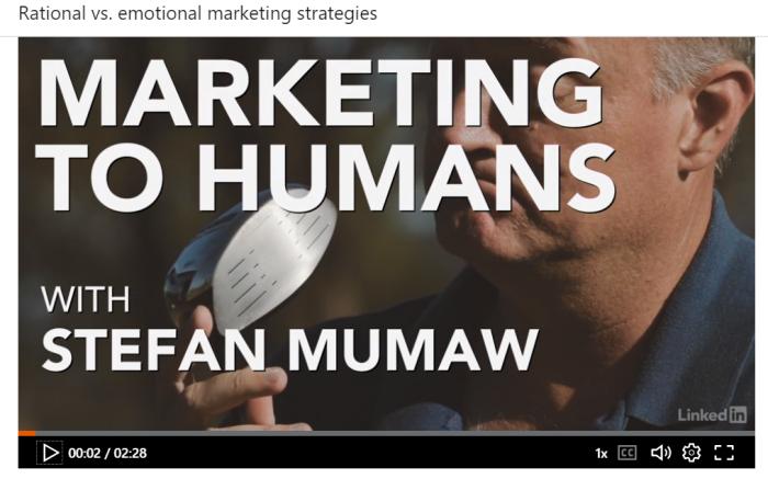 Exempel på utbildningsvideo i LinkedIn Learning